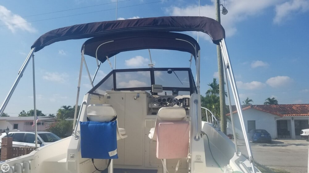 1985 Mako boat for sale, model of the boat is 238 & Image # 8 of 41