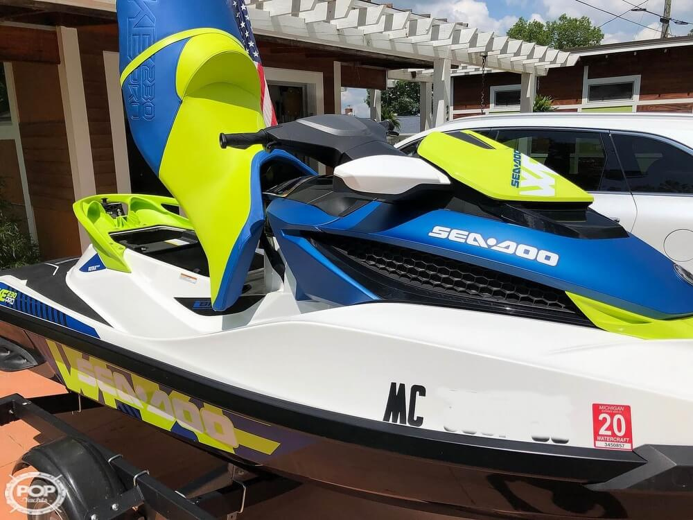 2017 Sea Doo PWC boat for sale, model of the boat is 230 Wake Pro & Image # 5 of 12