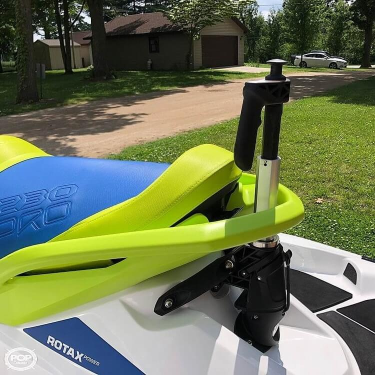 2017 Sea Doo PWC boat for sale, model of the boat is 230 Wake Pro & Image # 6 of 12