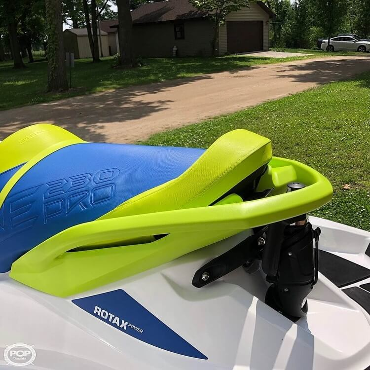 2017 Sea Doo PWC boat for sale, model of the boat is 230 Wake Pro & Image # 10 of 12