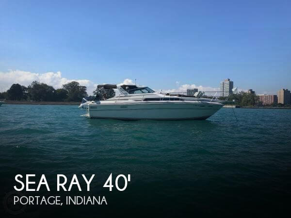 Used Sea Ray 41 Boats For Sale by owner | 1982 Sea Ray 41