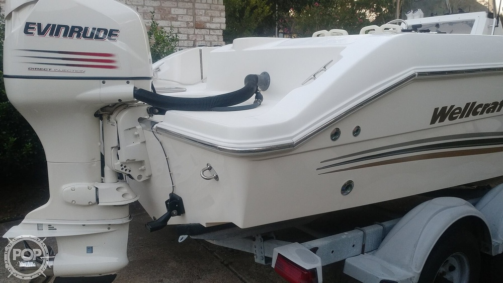 2002 Wellcraft boat for sale, model of the boat is 210 Fisherman-Tournament Edition & Image # 4 of 40