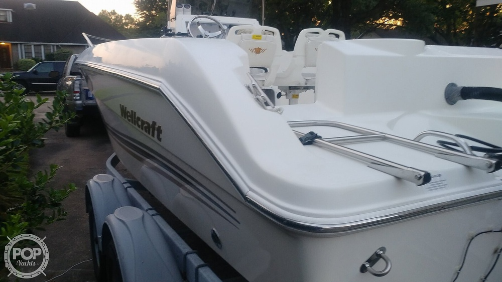 2002 Wellcraft boat for sale, model of the boat is 210 Fisherman-Tournament Edition & Image # 10 of 40