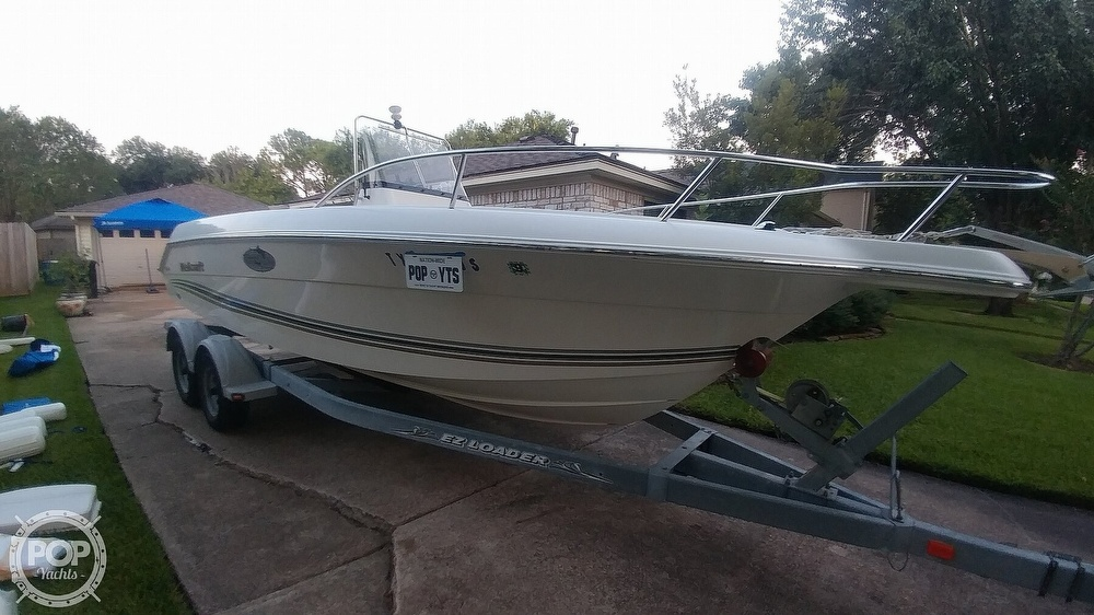 2002 Wellcraft boat for sale, model of the boat is 210 Fisherman-Tournament Edition & Image # 12 of 40