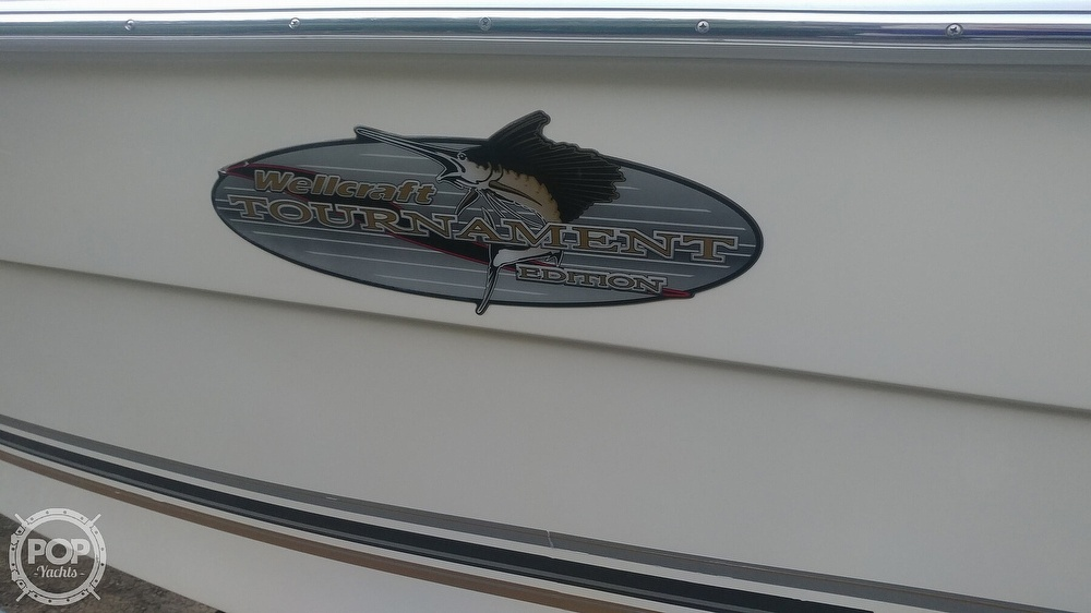 2002 Wellcraft boat for sale, model of the boat is 210 Fisherman-Tournament Edition & Image # 17 of 40