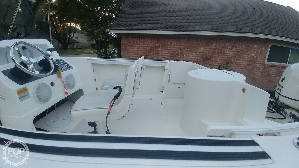2002 Wellcraft boat for sale, model of the boat is 210 Fisherman-Tournament Edition & Image # 5 of 40
