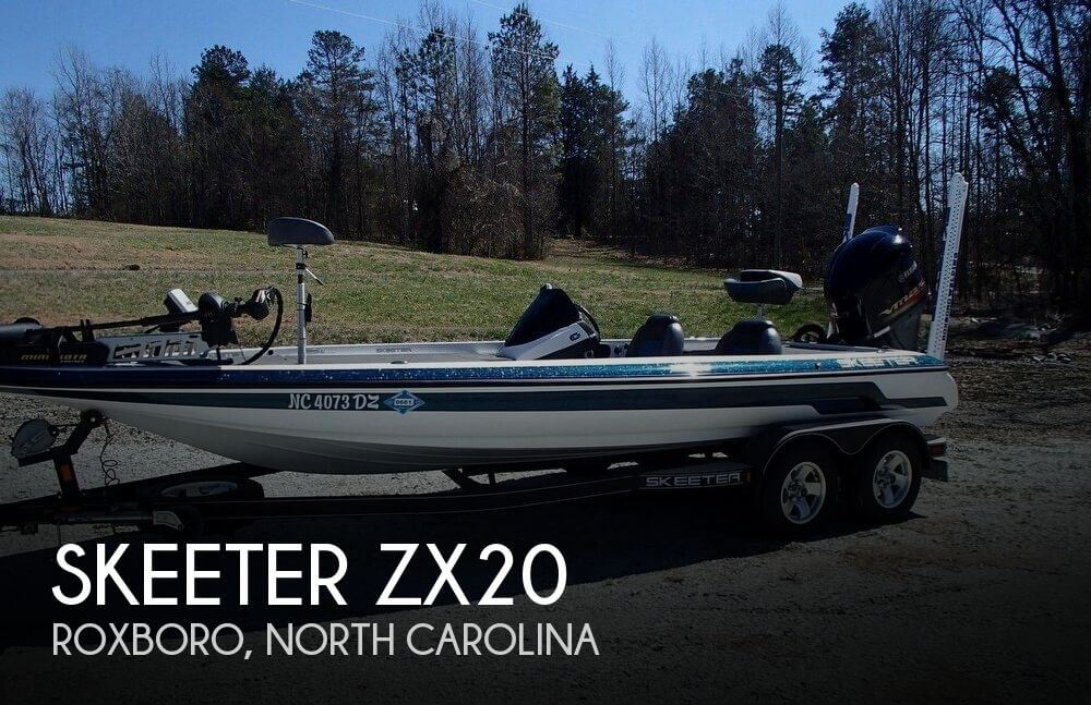 Used Boats For Sale in Greensboro, North Carolina by owner | 2013 Skeeter 20
