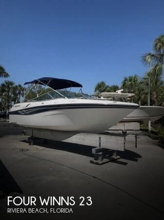 Used Four Winns 23 Boats For Sale by owner | 2000 Four Winns 23
