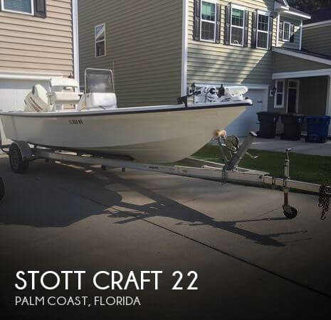 Used Stott Craft Boats For Sale by owner | 2004 Stott Craft 22