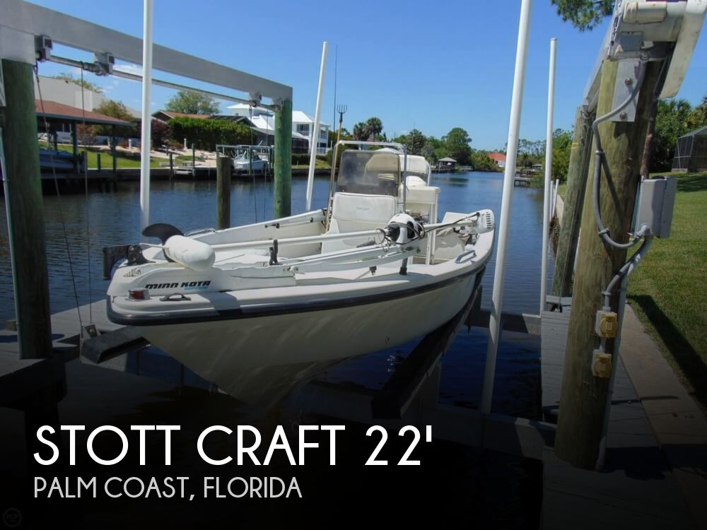 2004 Stott Craft SCV 2160 Bay