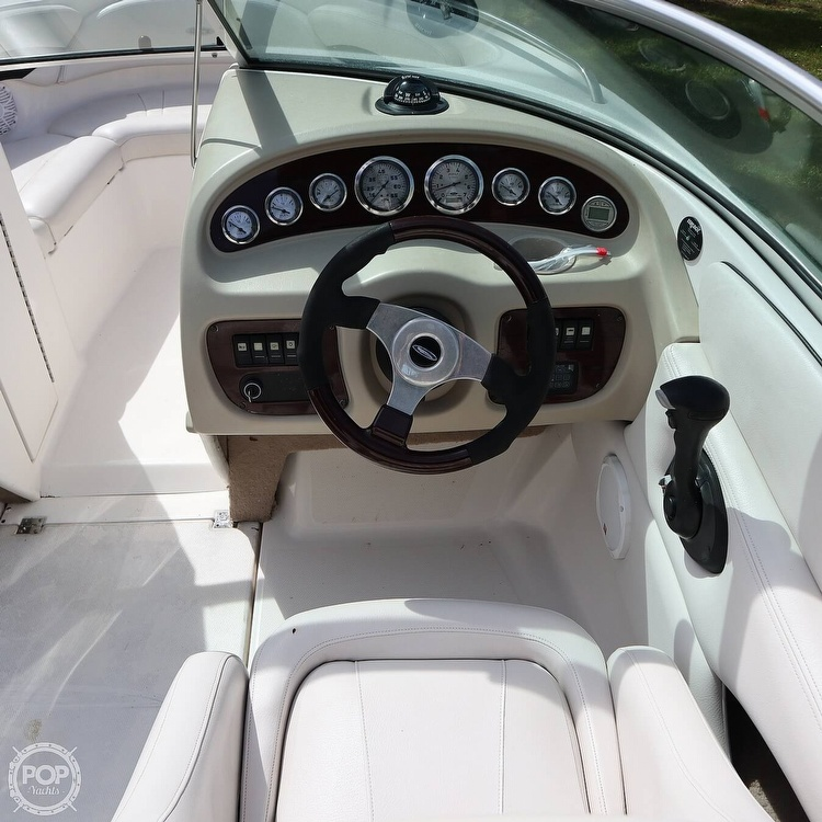2003 Chaparral boat for sale, model of the boat is 200SSI & Image # 27 of 40