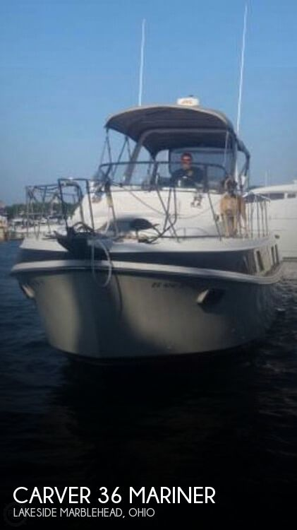 Used Carver Boats For Sale in Ohio by owner | 1985 Carver 42