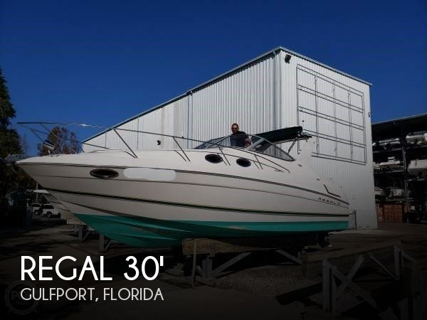 Used Regal 30 Boats For Sale by owner | 2001 Regal 30