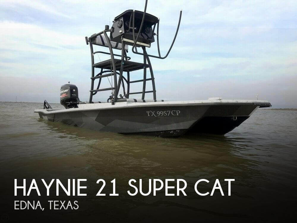 Used Haynie Boats For Sale by owner | 2015 Haynie 21