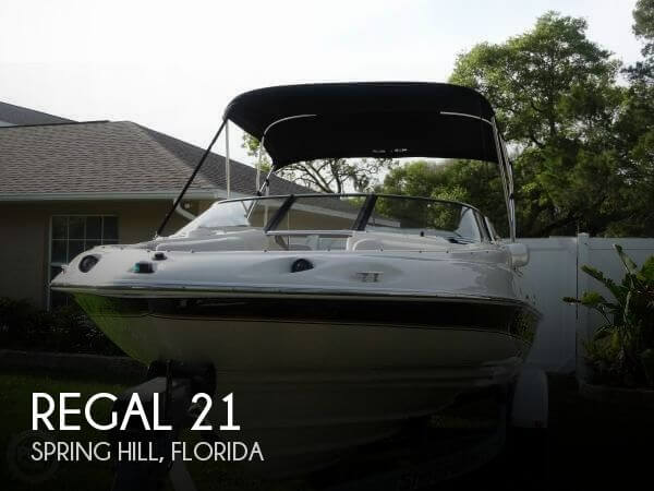 Used Regal 21 Boats For Sale by owner | 2001 Regal 21