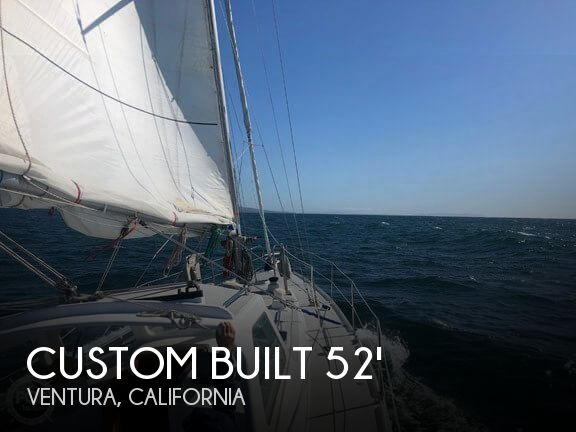 Used Boats For Sale in Santa Maria, California by owner | 1981 John Spencer 52