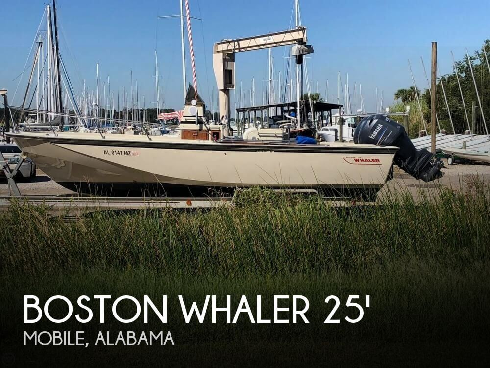 Used Boston Whaler 25 Outrage Boats For Sale by owner | 1986 Boston Whaler 25 Outrage