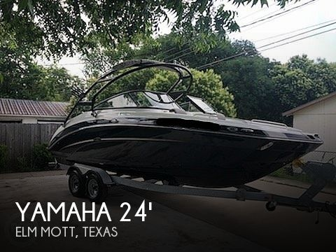 2014 YAMAHA 242 LIMITED S for sale