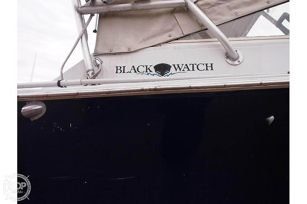1988 Black Watch boat for sale, model of the boat is 26 & Image # 18 of 40