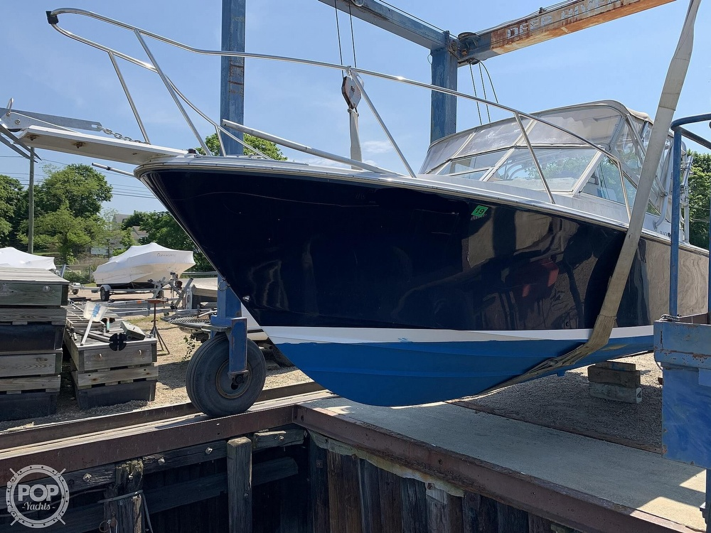 1988 Black Watch boat for sale, model of the boat is 26 & Image # 5 of 40