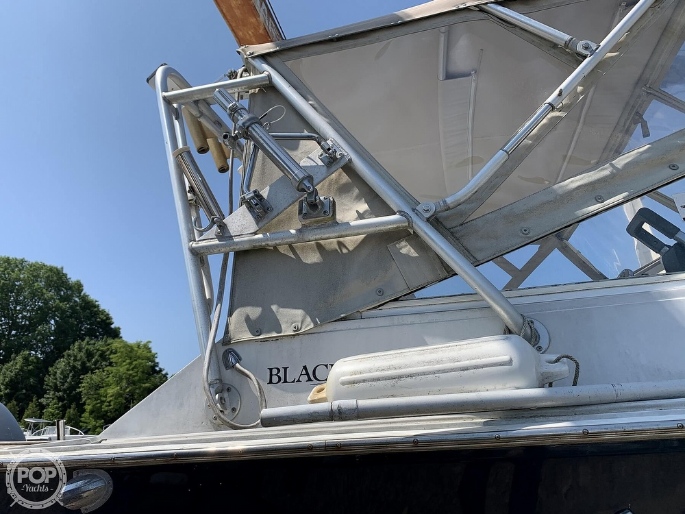 1988 Black Watch boat for sale, model of the boat is 26 & Image # 17 of 40