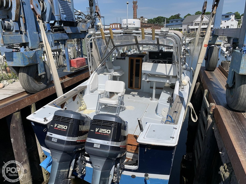 1988 Black Watch boat for sale, model of the boat is 26 & Image # 15 of 40