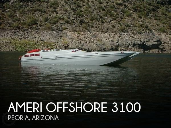 2004 American Offshore boat for sale, model of the boat is 3100 & Image # 1 of 41