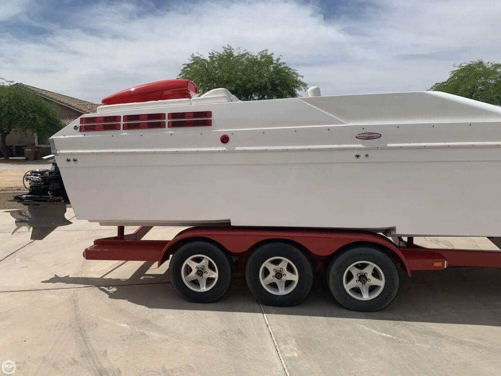 2004 American Offshore boat for sale, model of the boat is 3100 & Image # 17 of 41
