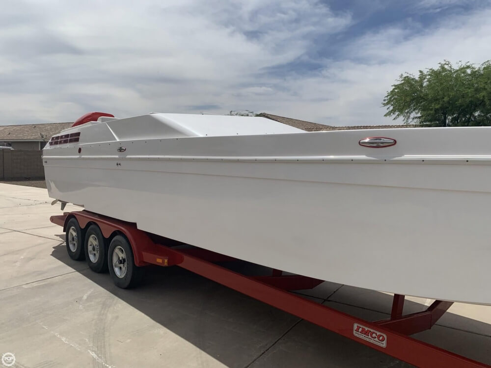 2004 American Offshore boat for sale, model of the boat is 3100 & Image # 21 of 41