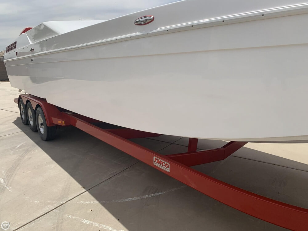 2004 American Offshore boat for sale, model of the boat is 3100 & Image # 22 of 41