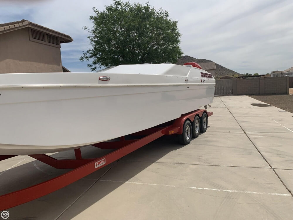 2004 American Offshore boat for sale, model of the boat is 3100 & Image # 25 of 41