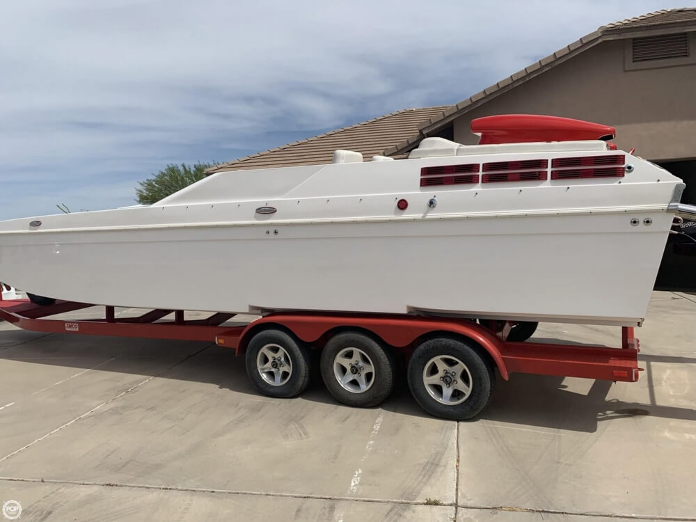 2004 American Offshore boat for sale, model of the boat is 3100 & Image # 33 of 41