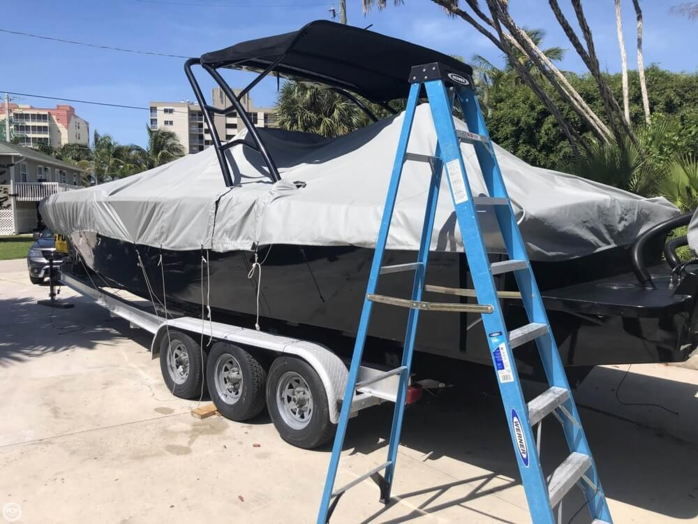 2012 Avanti boat for sale, model of the boat is 36 CC & Image # 2 of 41