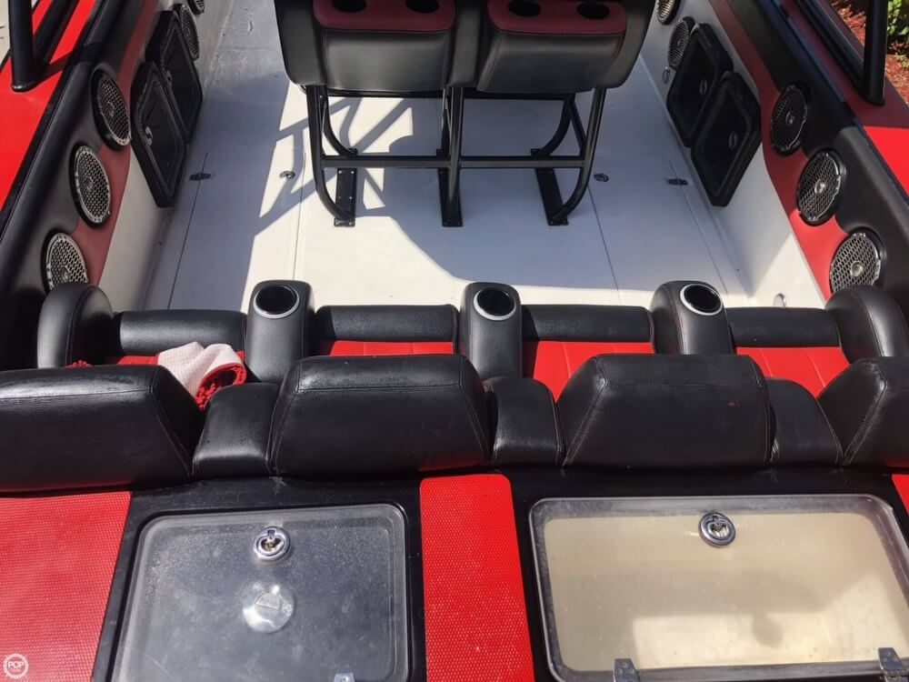 2012 Avanti boat for sale, model of the boat is 36 CC & Image # 11 of 41