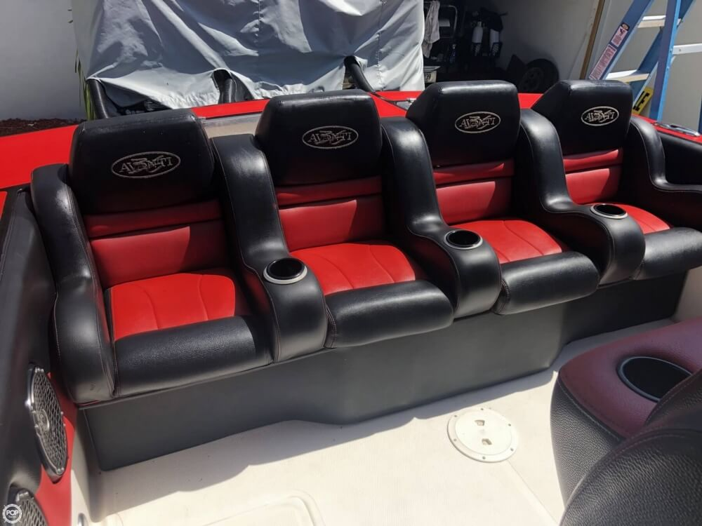 2012 Avanti boat for sale, model of the boat is 36 CC & Image # 6 of 41