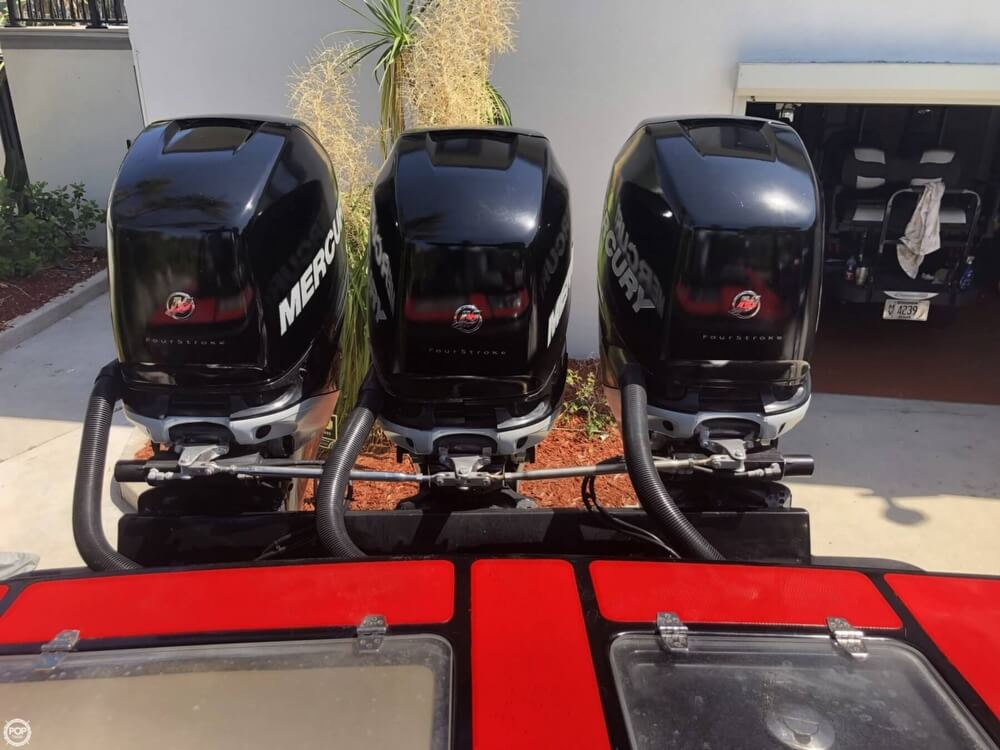 2012 Avanti boat for sale, model of the boat is 36 CC & Image # 41 of 41