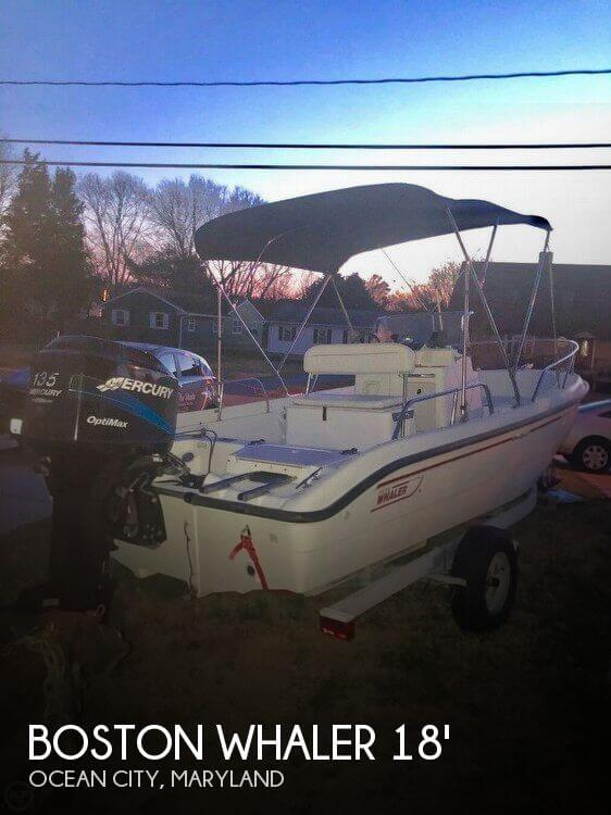 Used Boston Whaler 18 Boats For Sale by owner | 2001 Boston Whaler Dauntless 18