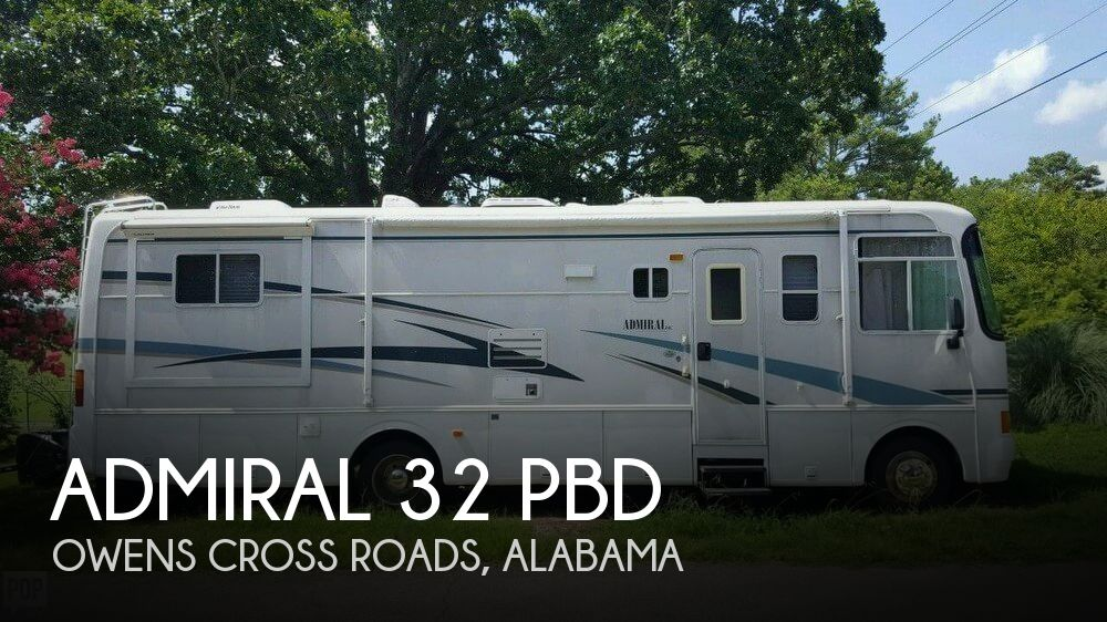 2002 Holiday Rambler Admiral 32 PBD
