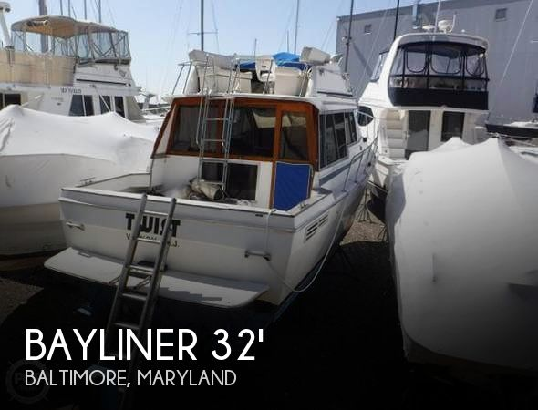 Used Bayliner Boats For Sale in York, Pennsylvania by owner | 1987 Bayliner 32