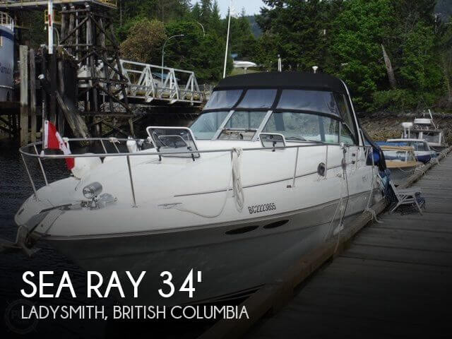 Used Sea Ray 34 Boats For Sale by owner | 2000 Sea Ray 34