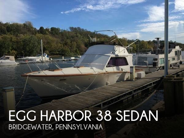 Used Egg Harbor Boats For Sale by owner | 1972 Egg Harbor 38