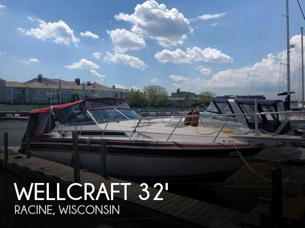 Used Wellcraft 31 Boats For Sale by owner | 1989 Wellcraft 31