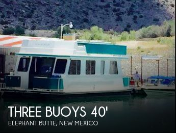 Used Boats For Sale in New Mexico by owner | 1985 Three Buoys 40