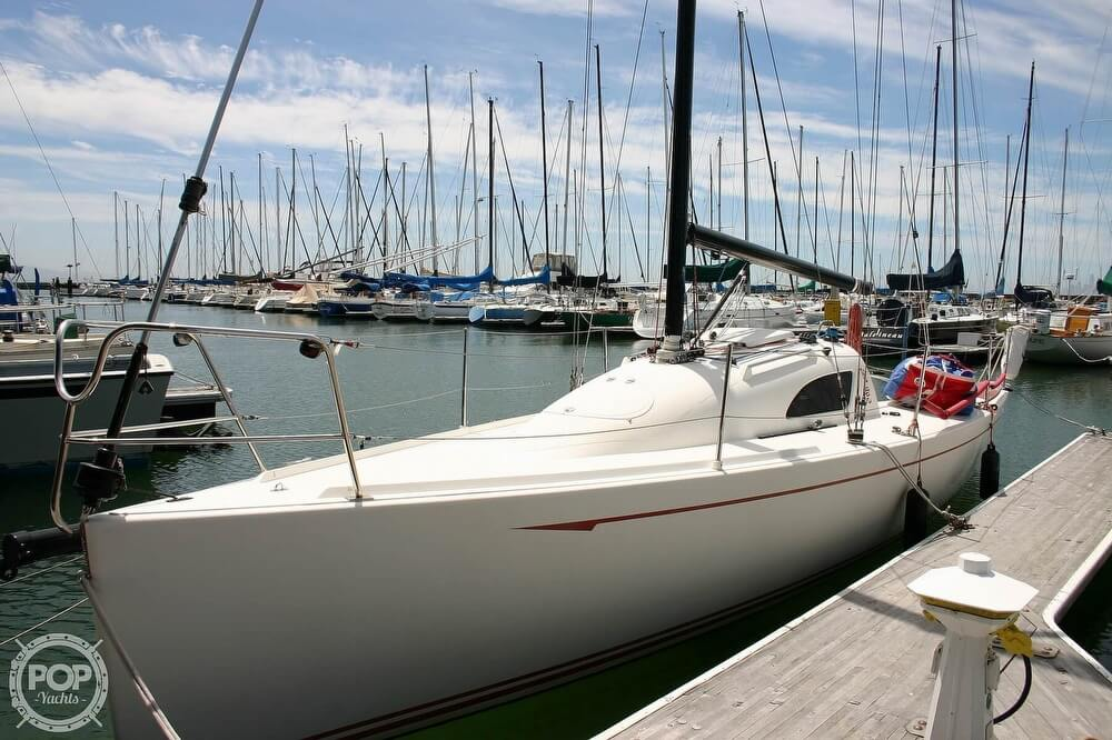2007 Flying Tiger boat for sale, model of the boat is FT 10M & Image # 4 of 40