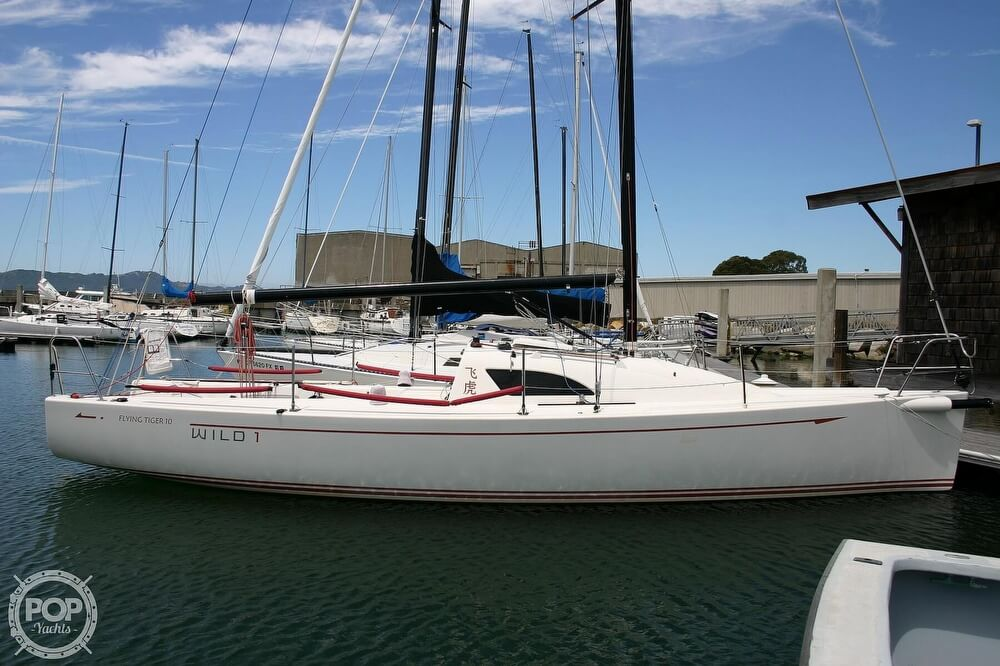 2007 Flying Tiger boat for sale, model of the boat is FT 10M & Image # 3 of 40