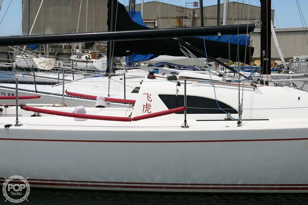 2007 Flying Tiger boat for sale, model of the boat is FT 10M & Image # 12 of 40