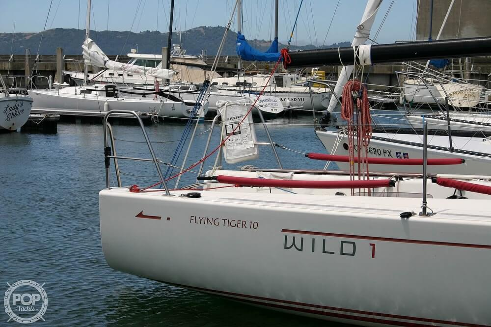 2007 Flying Tiger boat for sale, model of the boat is FT 10M & Image # 13 of 40
