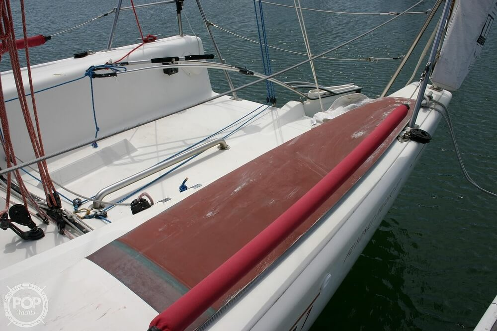 2007 Flying Tiger boat for sale, model of the boat is FT 10M & Image # 19 of 40