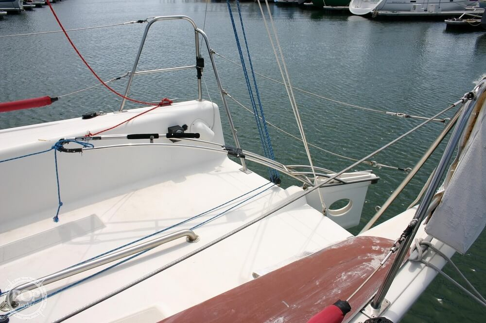 2007 Flying Tiger boat for sale, model of the boat is FT 10M & Image # 20 of 40