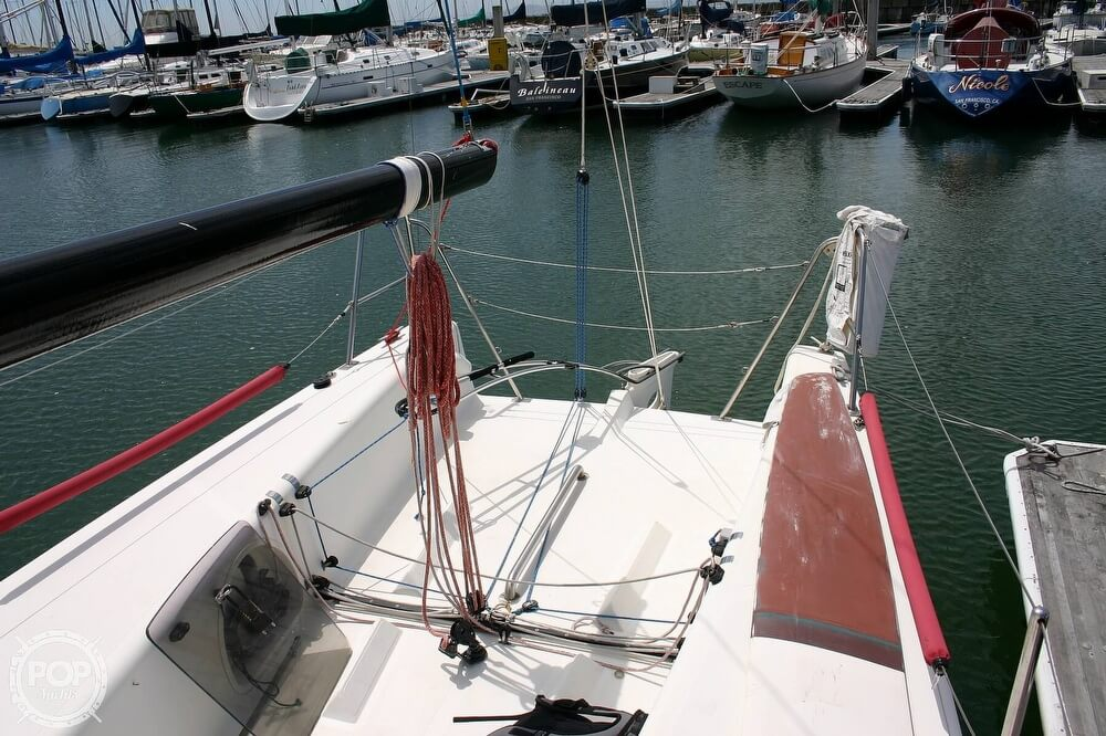 2007 Flying Tiger boat for sale, model of the boat is FT 10M & Image # 35 of 40